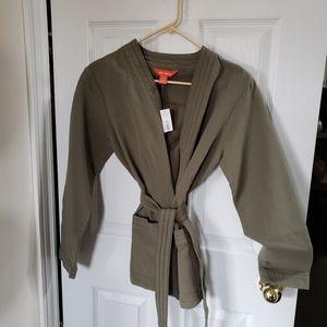 NWT joe fresh green jacket